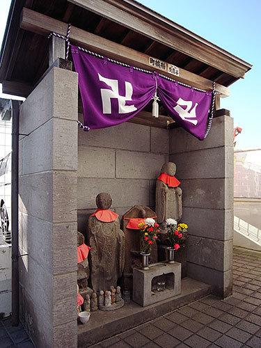 地蔵庚申堂(若林)