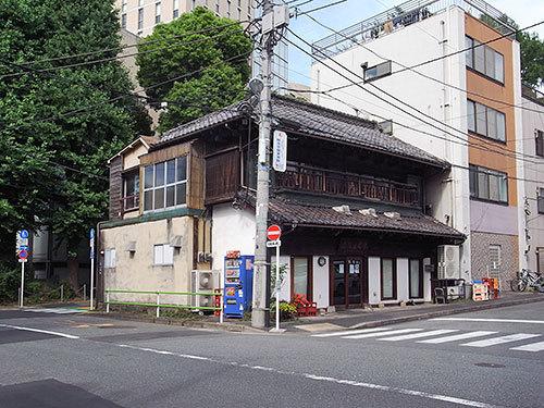 居酒屋「津国屋」(三田)